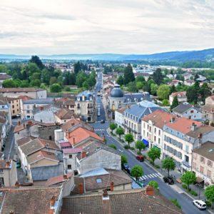Le pays d'Ambert tresse son avenir à Lyon