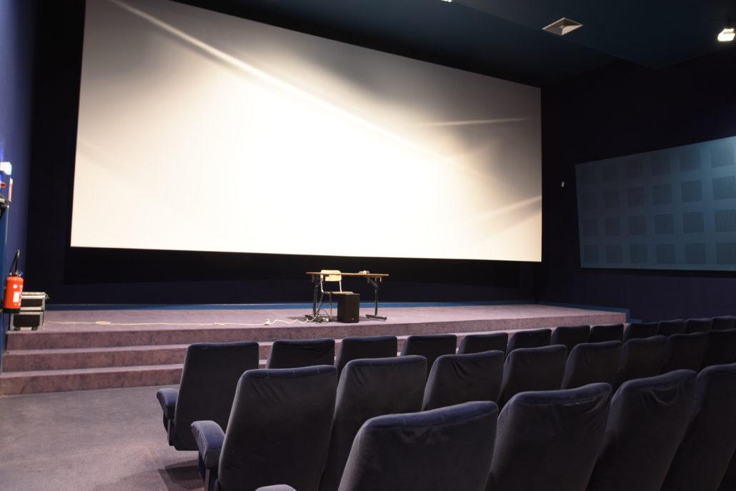 Salle de cinéma Ambert 1